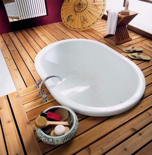 Экологичные немецкие ванны Kaldewei