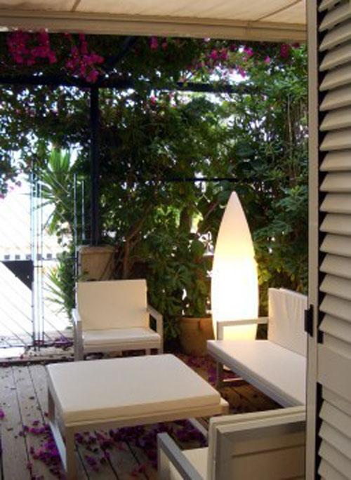 Дизайн летней веранды