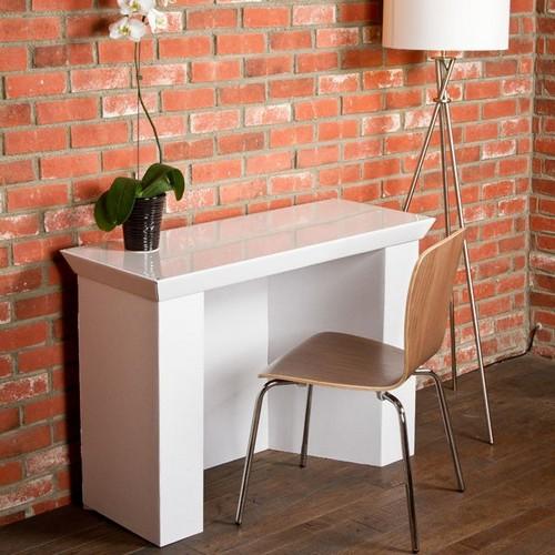 Дизайнерский стол из картона от SmartDeco