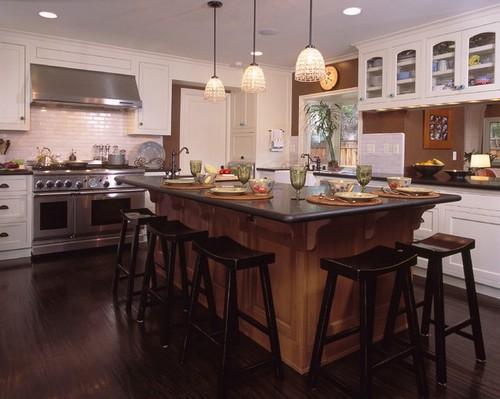 Подвесные светильники для кухни фото