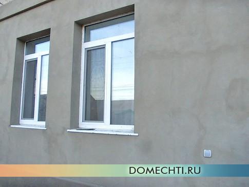 Как покрасить оштукатуренный фасад дома своими руками