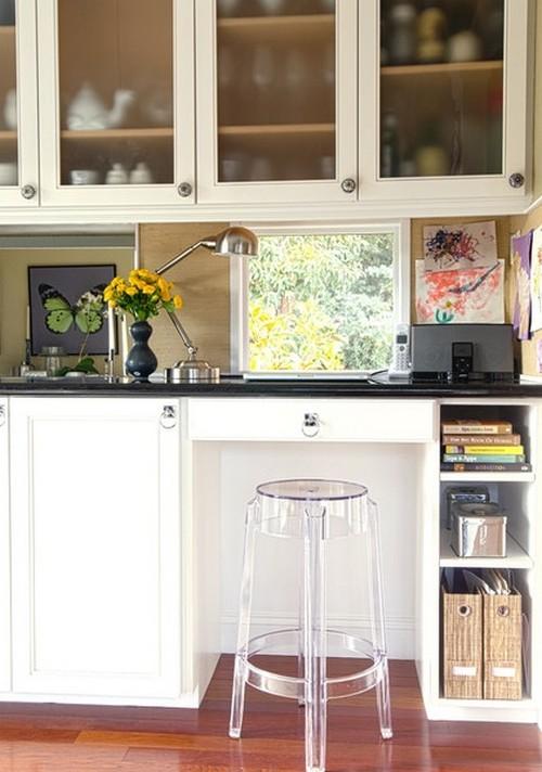 Пластиковые табуретки для кухни
