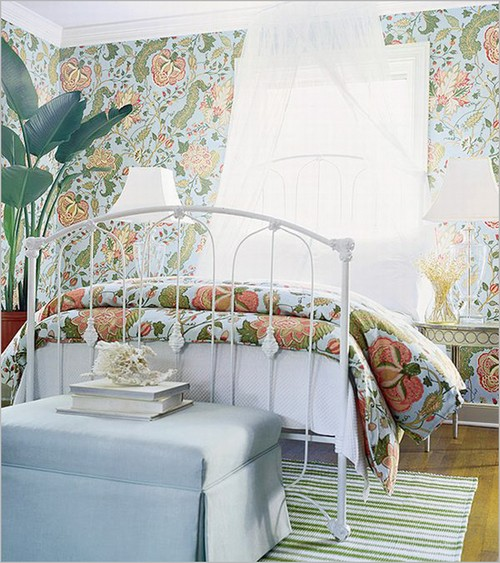 спальня во французском стиле