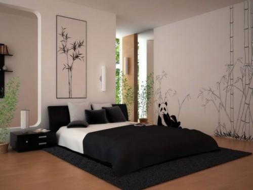 Мужской и женский интерьер - универсальный дизайн спальни