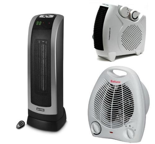 Тепловентиляторы - обогреватели для дома