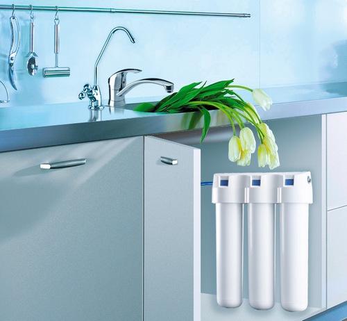 Магистральные фильтры очистки воды в квартиру