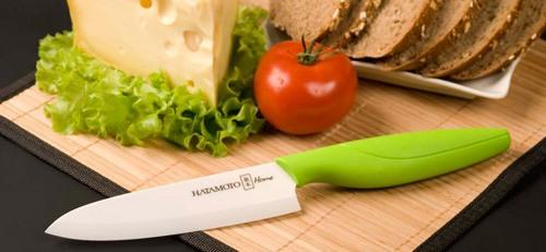 Нож керамический - как выбрать