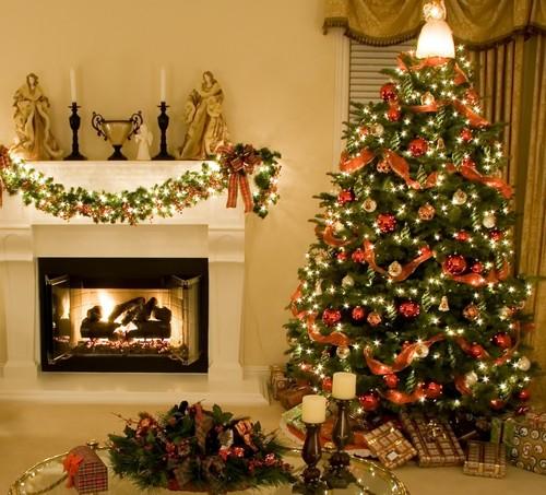 как украсить елку в 2013 году