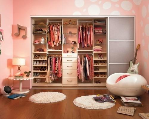 Встроенные шкафы купе в детскую комнату