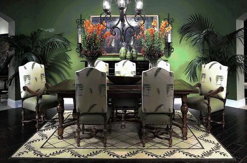 Антикварная мебель в современном интерьере