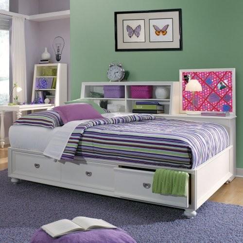 Подростковая кровать-диван с ящиками