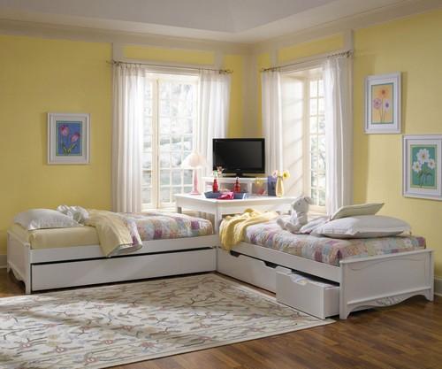 детские кровати с ящиками фото
