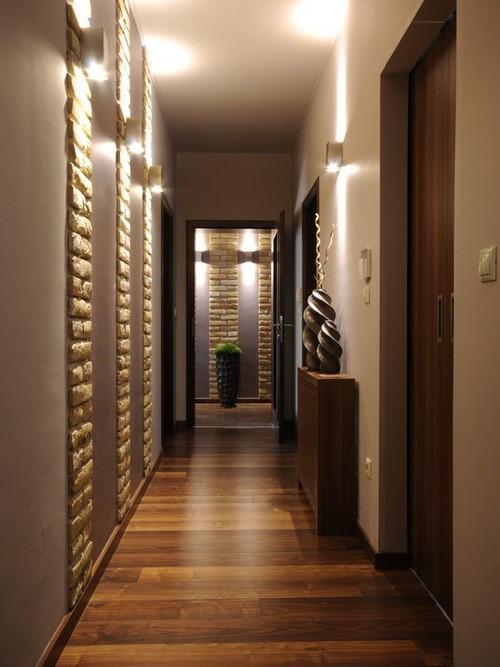 обои для коридора в квартире