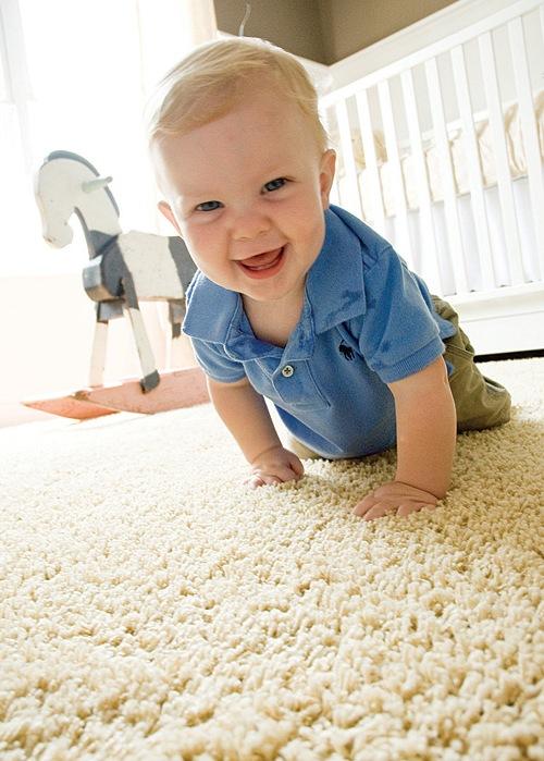 Как выбрать ковролин для детской комнаты