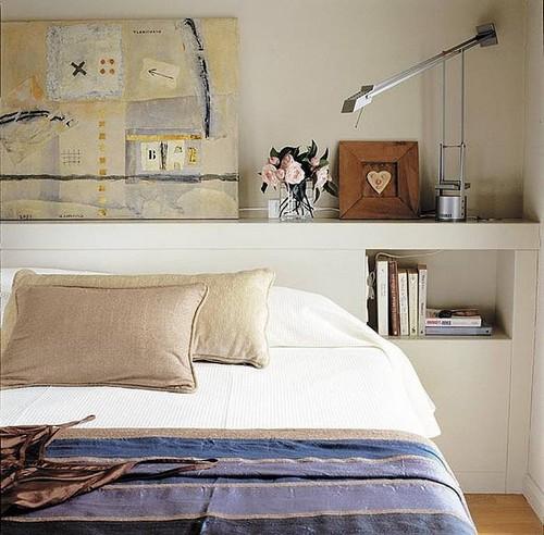 кровати двуспальные с полками