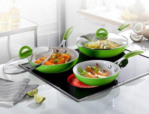 Керамическая сковорода как выбрать