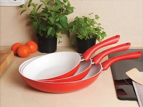 Уход за керамической сковородой
