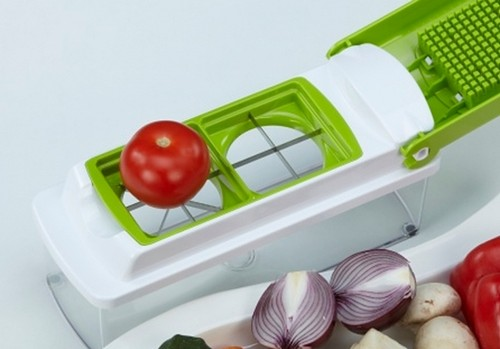 Ручная овощерезка с насадками