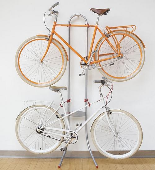 Держатели металлические для велосипедов