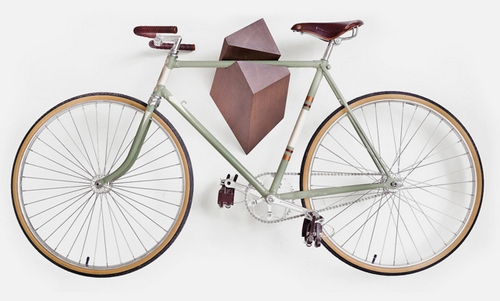 Где можно хранить велосипед в квартире
