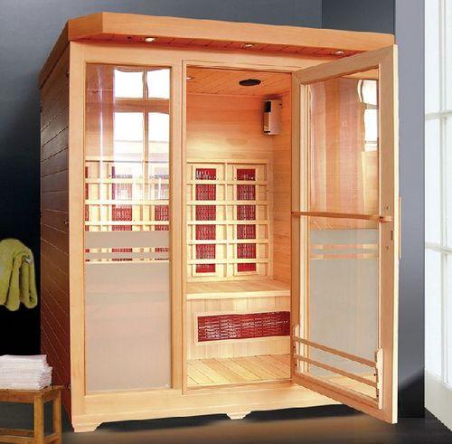 Инфракрасная кабинка в квартире