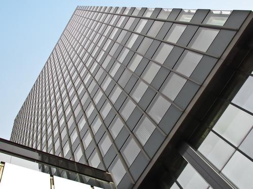 Отделка фасадов панелями