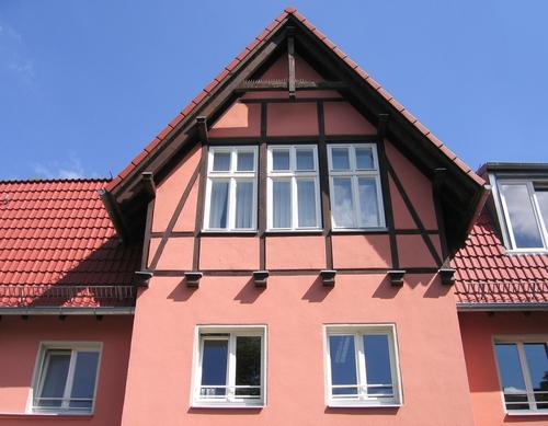 фасадная штукатурка домов