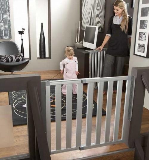 Детские барьеры для лестниц
