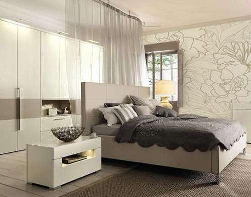 красивые обои для спальни