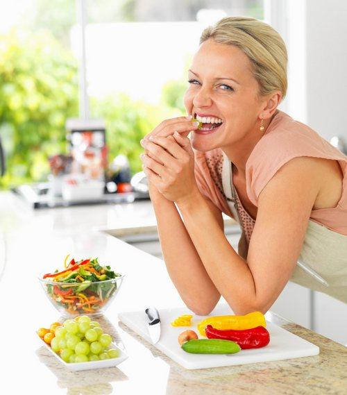 Как обустроить кухню чтобы похудеть