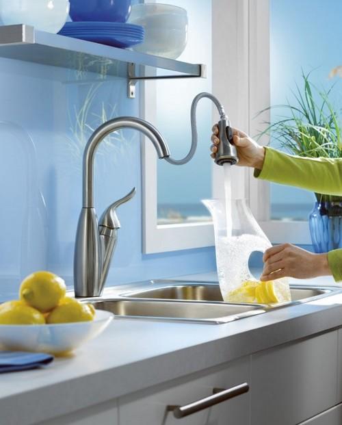 Вода на кухне для комфортного похудения