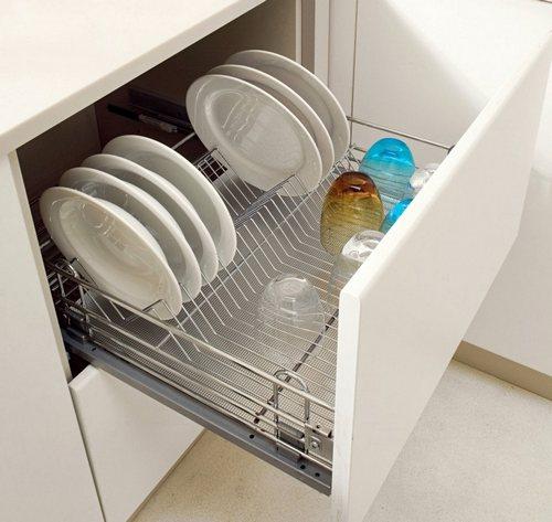 Чистая кухня залог похудения
