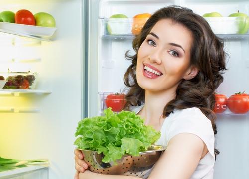 Правильное наполнение холодильника