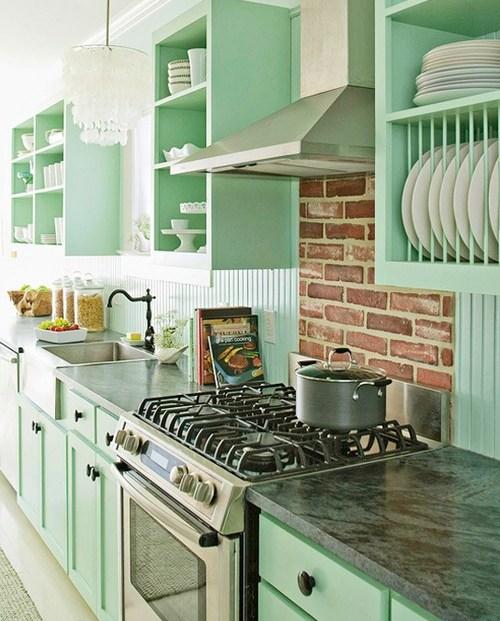 Интерьер кухни для похудения фото