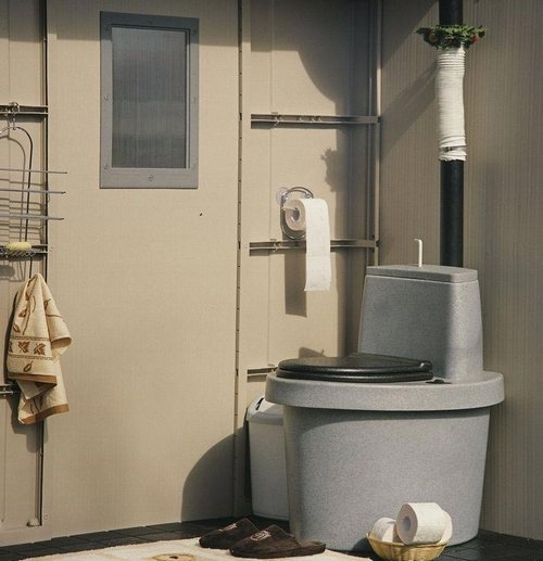 Финский биотуалет для дачи