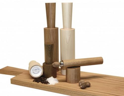 мельница для перца деревянная