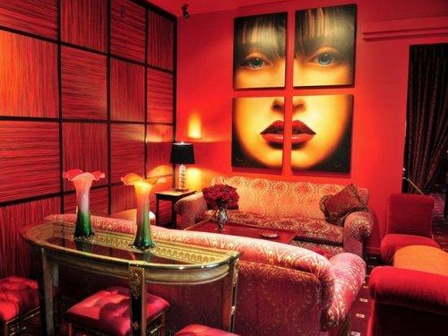 Как украсить комнату для романтического вечера фото