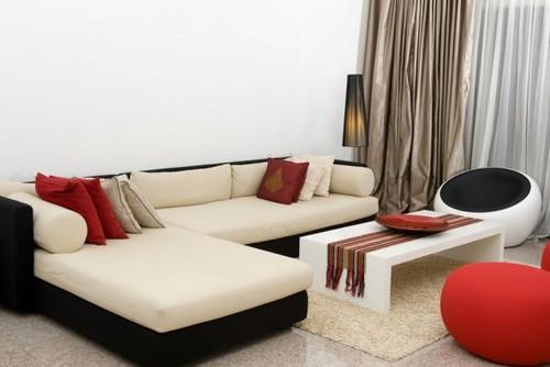 Какую мебель выбрать для маленькой гостиной