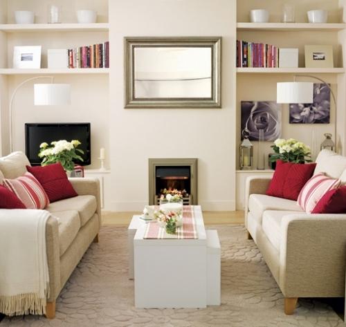 Какая мебель визуально расширяет пространство