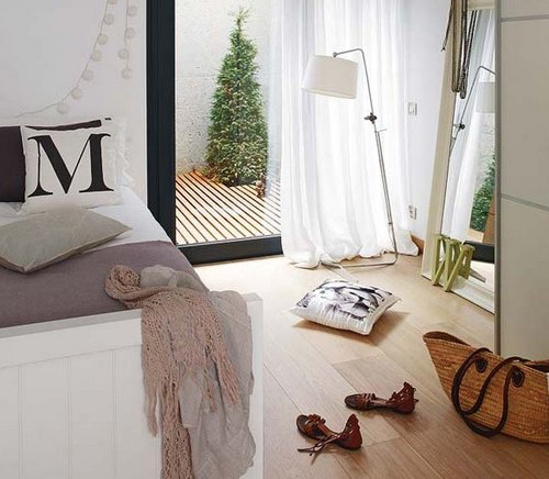 Свежий дизайн комнаты фото