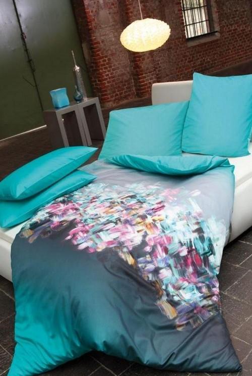 Комплект постельного белья 3D для современного интерьера