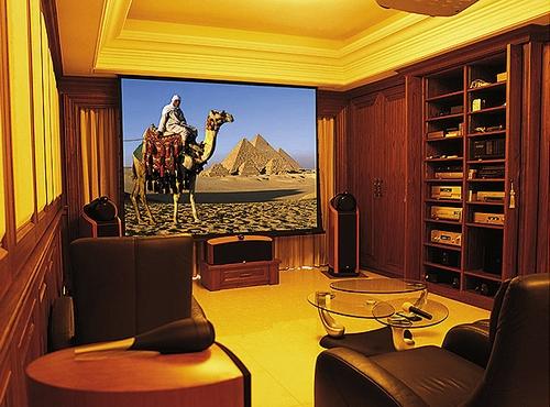 выбираем проектор для домашнего кинотеатра