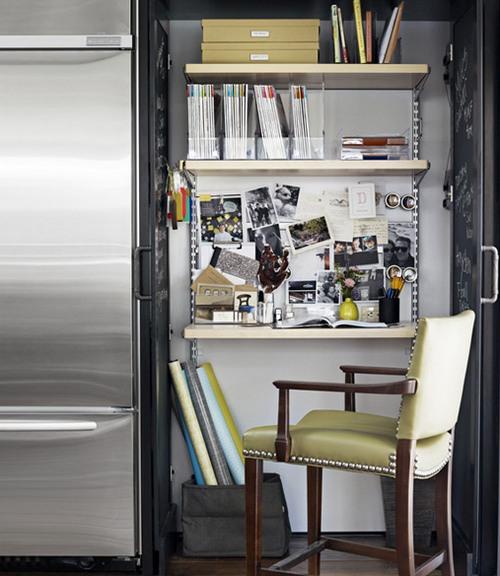 Как организовать рабочее место на кухне