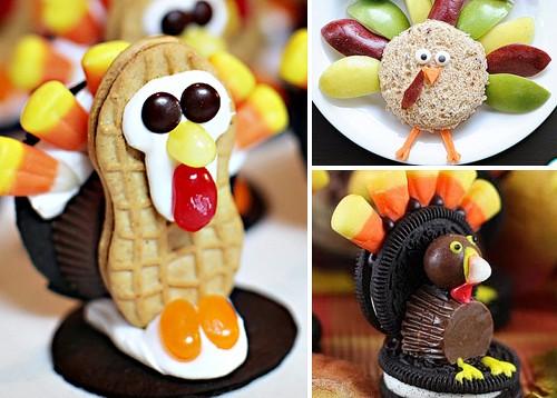 Десерты для детского стола фото