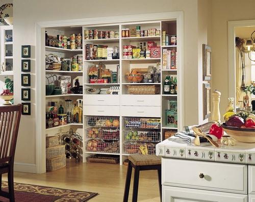 Кладовка в квартире дизайн
