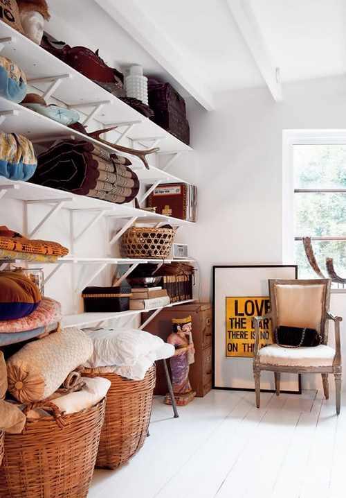 Дизайн кладовой комнаты фото