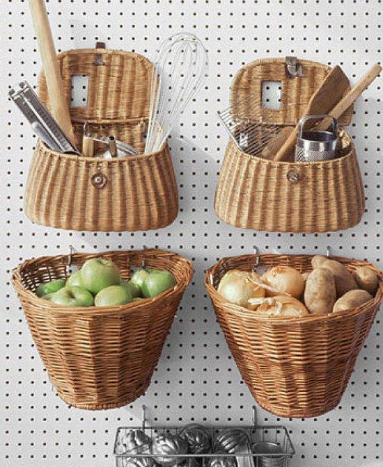 Оригинальные способы хранения овощей дома