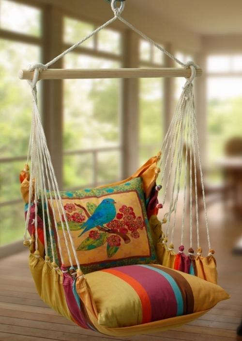 Гамак кресло подвесное