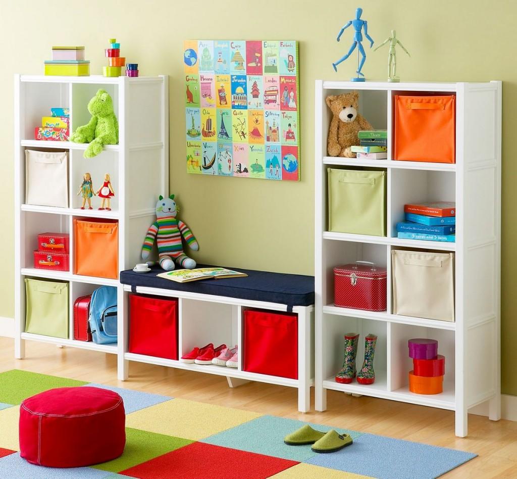 Идеи для хранения игрушек в детской комнате (33 фото), Дом Мечты