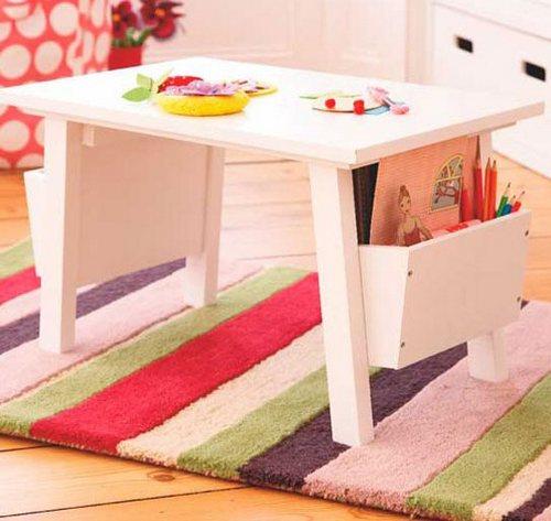 Идеи для хранения детских вещей